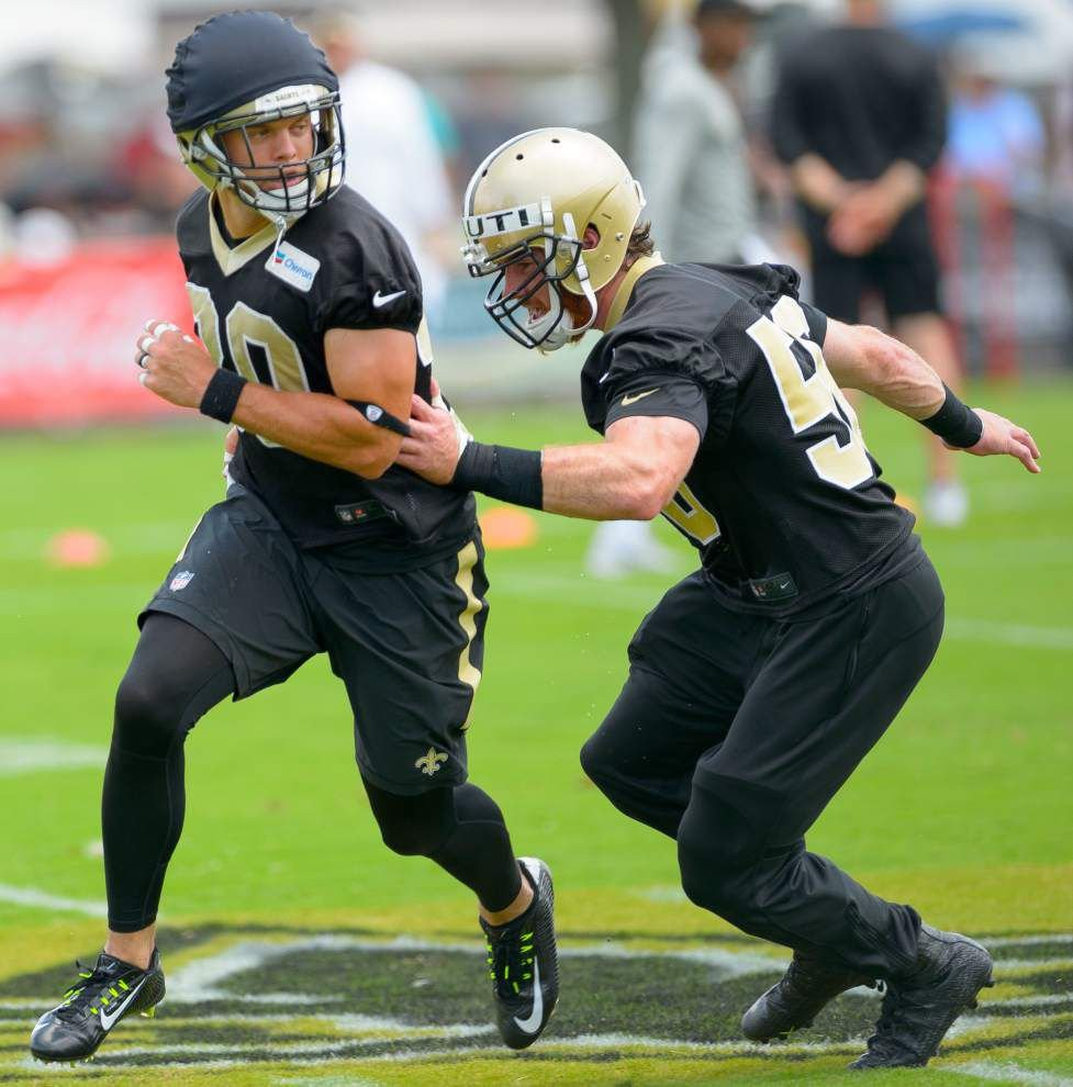 New Orleans Saints minicamp: Joel Erickson's top three thoughts from Wednesday _lowres