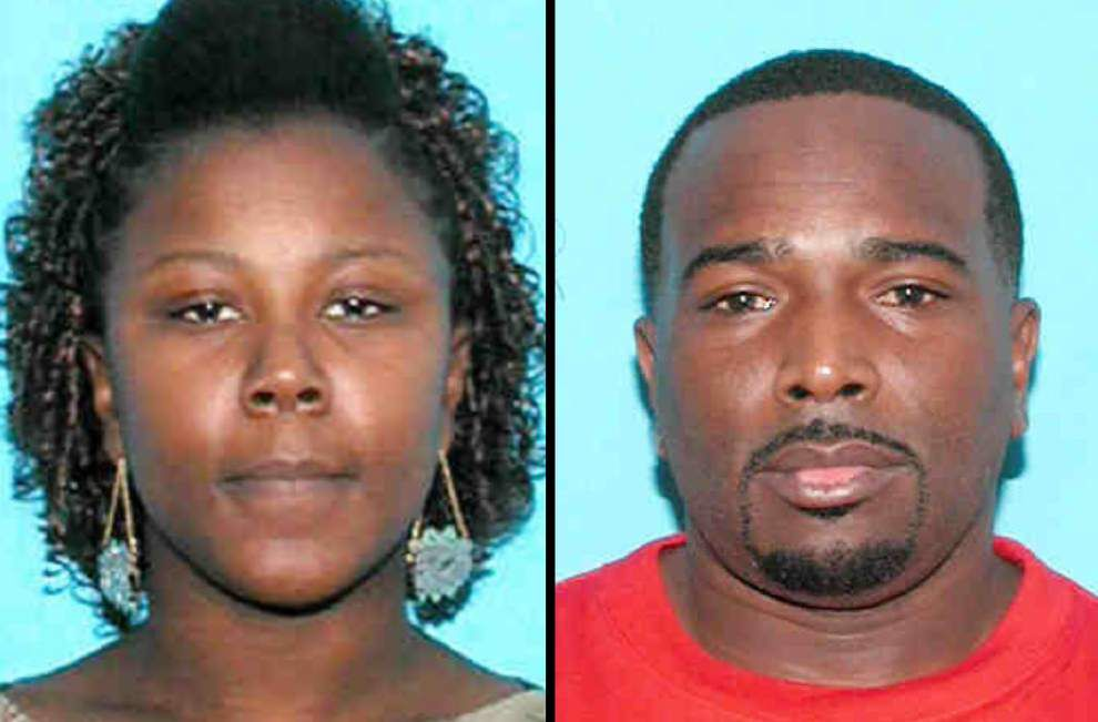Man under investigation in couple's deaths arrested on fed charge _lowres
