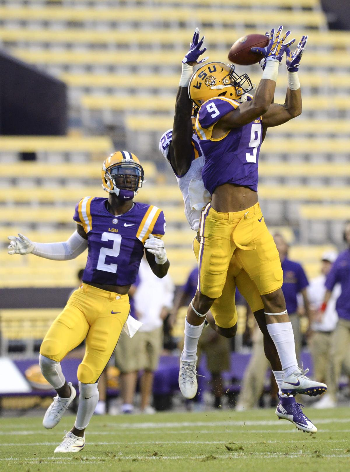 He S A Little Bit Like Jamal Adams Just In College Four Months Lsu Safety Grant Delpit Is Making His Mark Lsu Theadvocate Com