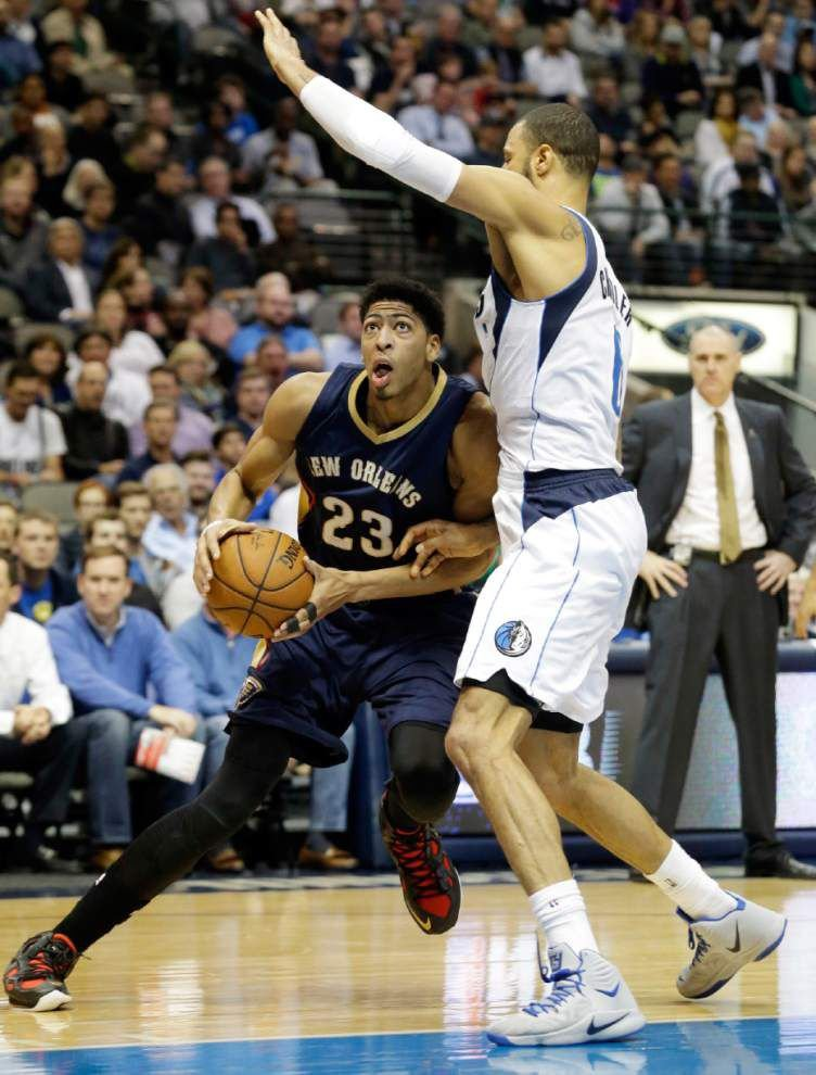 Pelicans want to get ball to Anthony Davis _lowres