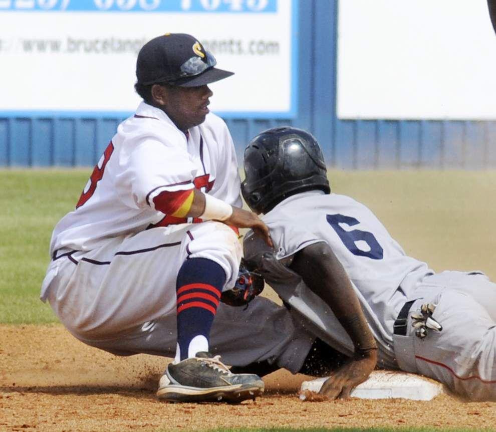 Southern baseball team hosts Grambling in SWAC opener _lowres