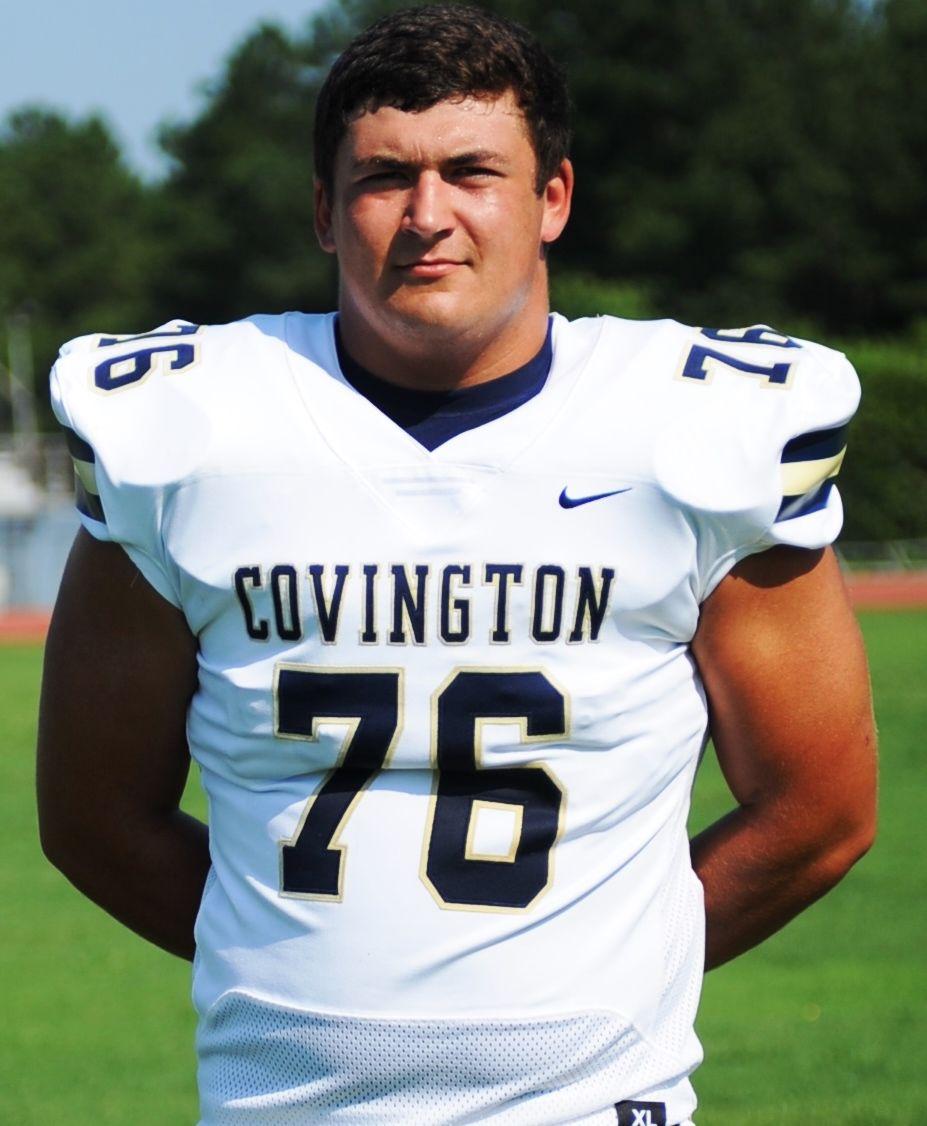 Kyle Fauntleroy (Covington Football)