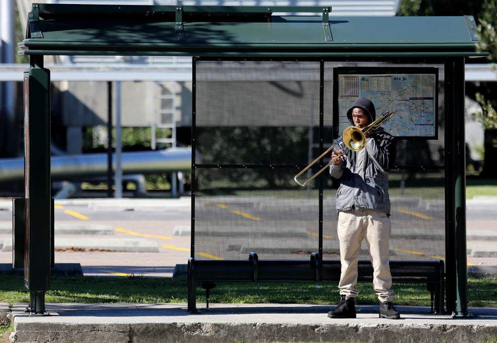 Three New Orleans residents sue city, RTA over inaccessible bus stops for disabled riders _lowres