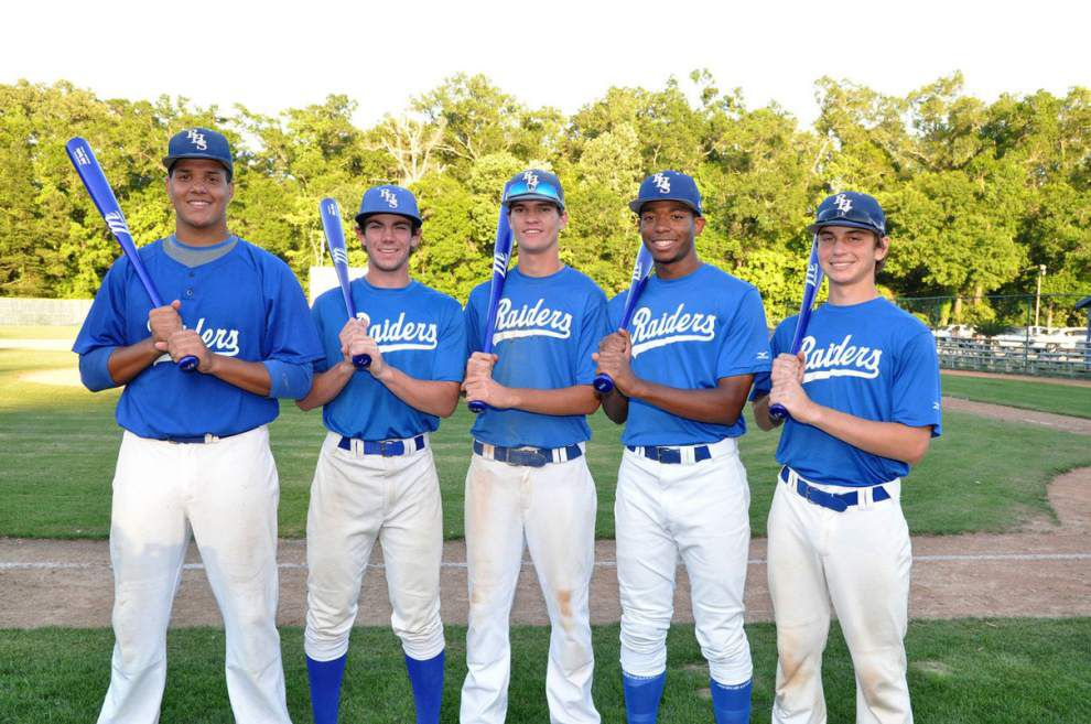 Runnels baseball coach, players pick up honors _lowres