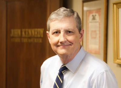 State Treasurer John Kennedy announces run for U.S. Senate in 2016, says 'I want my country back' _lowres