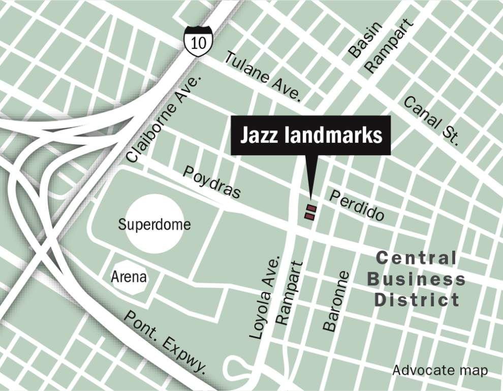 Two New Orleans jazz landmarks gain new owner, lifting hopes of restoration after years of neglect _lowres