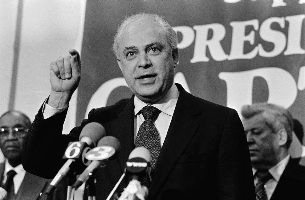 Ex-Democratic Chairman Robert Strauss dies at 95 _lowres
