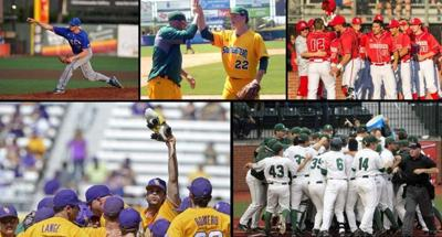 Louisiana baseball regionals: How you can watch LSU, UL-Lafayette, Tulane's games, plus more must-know info _lowres
