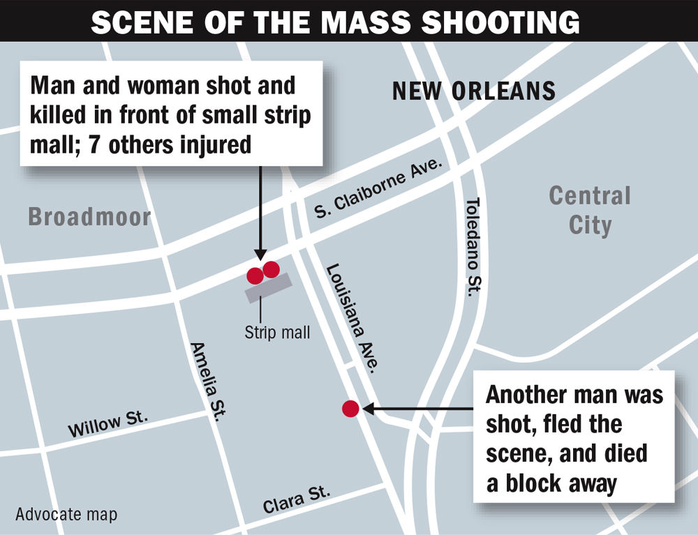 073018 Claiborne mass shooting map.jpg