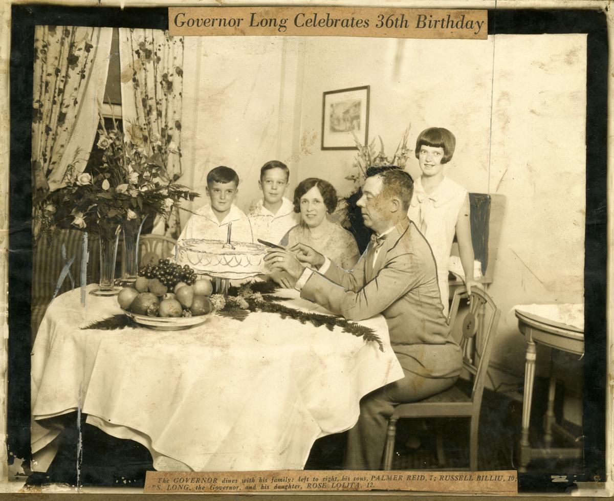 Governor Long Celebrates 36th Birthday