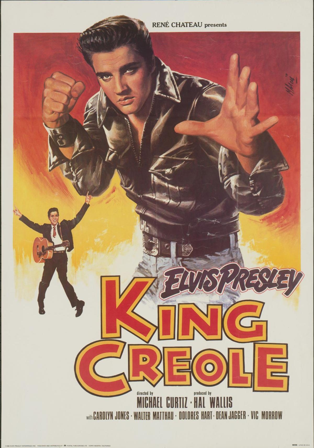 Elvis' co-star, now a nun, recalls mayhem that 'King ...
