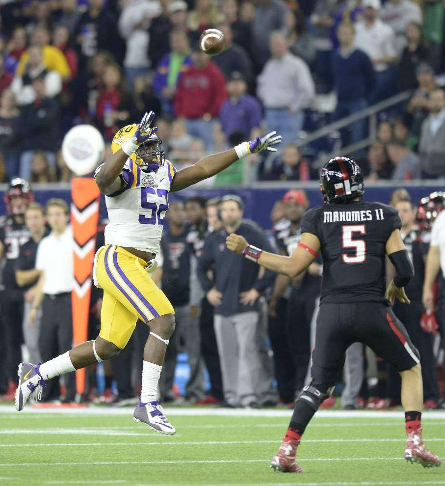 Rabalais: Hard to imagine LSU football 'could be any richer' heading into next season _lowres