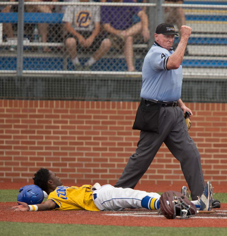 St. Charles Catholic falls 3-1 to St. Thomas Aquinas in Class 2A baseball state title game _lowres