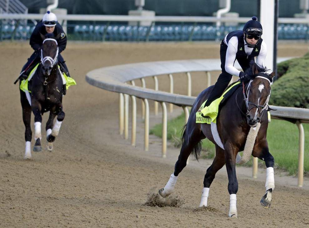 Stewart: No decision to run in Preakness _lowres