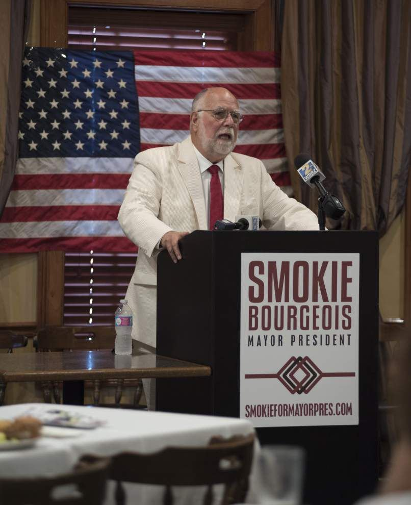 'Smokie' Bourgeois jumps into crowded race for East Baton Rouge Parish mayor-president _lowres