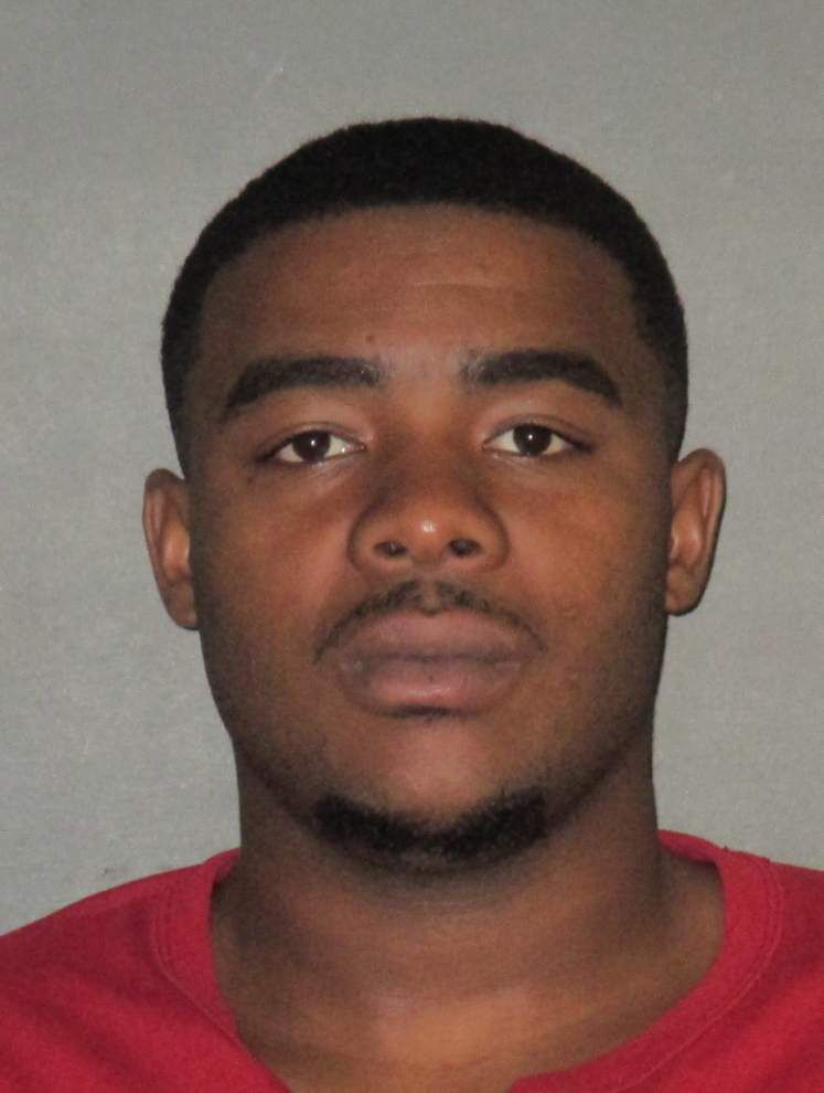 East Baton Rouge deputies: Amite man throws 2-year-old down stairs, chases mom, stabs her in the arm _lowres