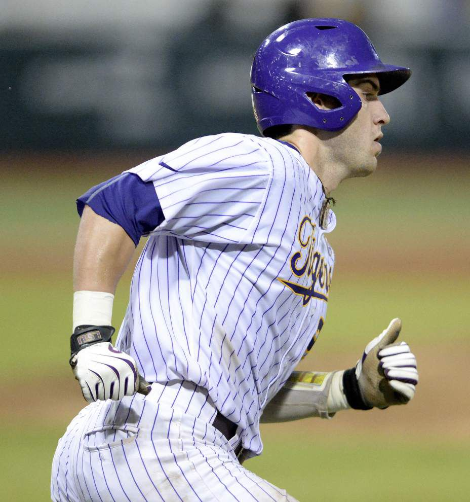 'That was good': LSU buries blues with 17 hits, win over Grambling, 14-11 _lowres