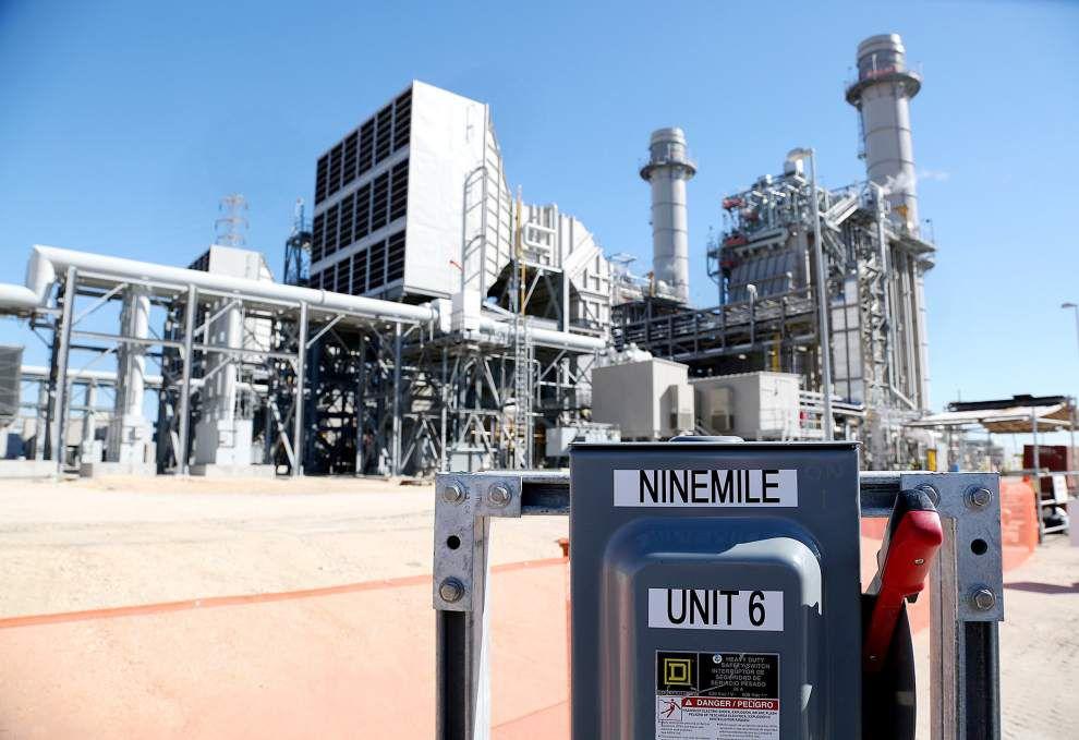 Entergy unveils $665 million Westwego power plant _lowres