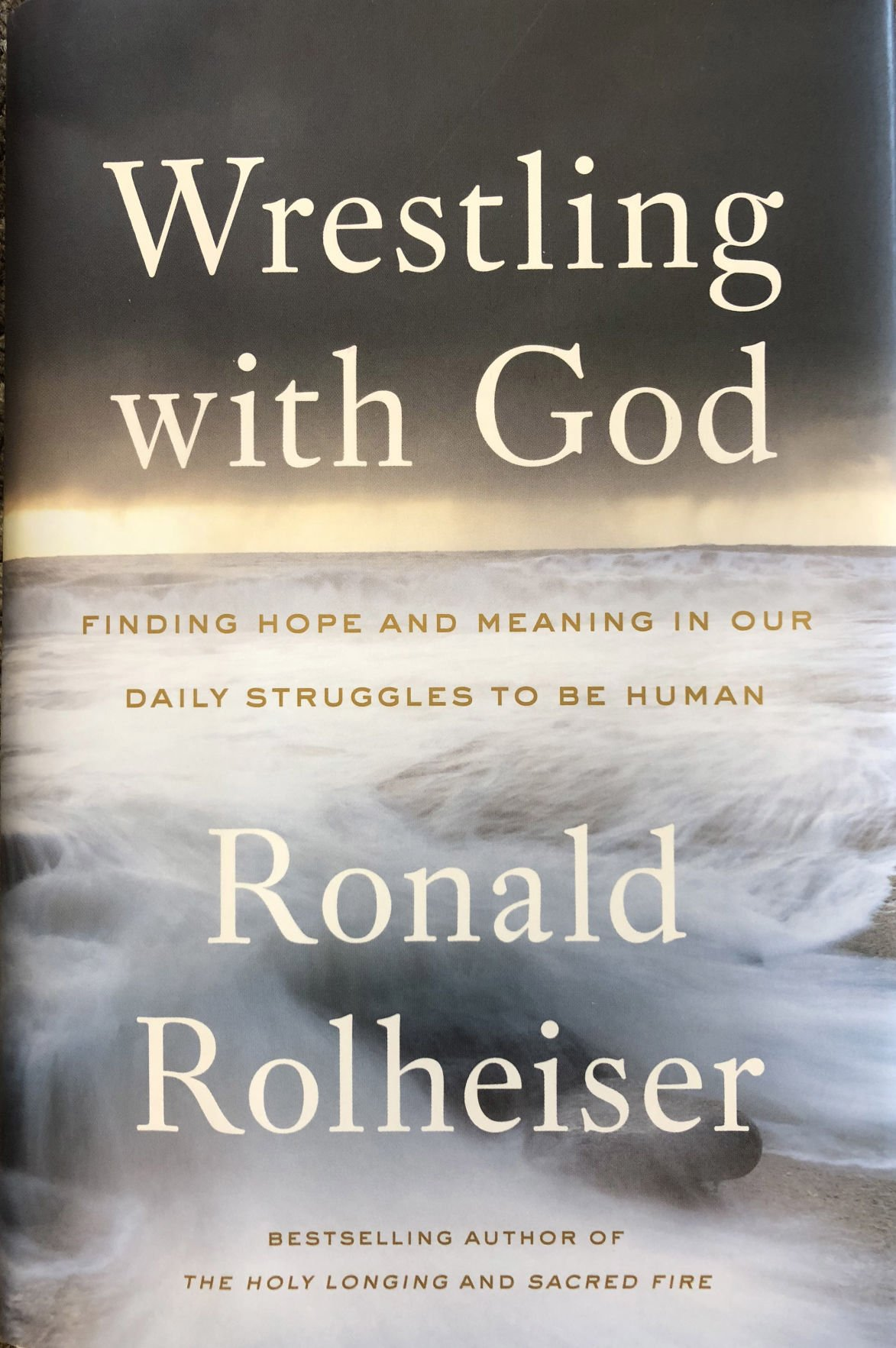 'Wrestling With God'