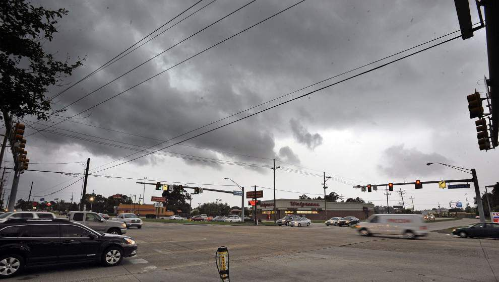 View radar: Only spotty rain remains in Baton Rouge, New Orleans after storms knock out power for thousands _lowres