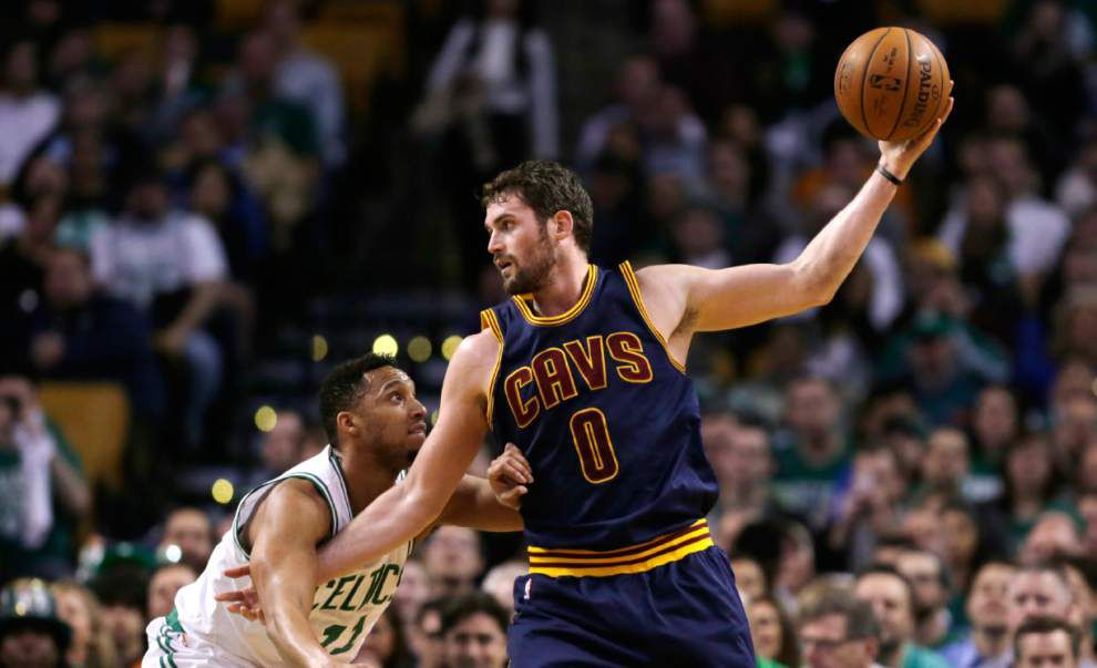 Source: Kevin Love opts out of contract with Cavaliers _lowres