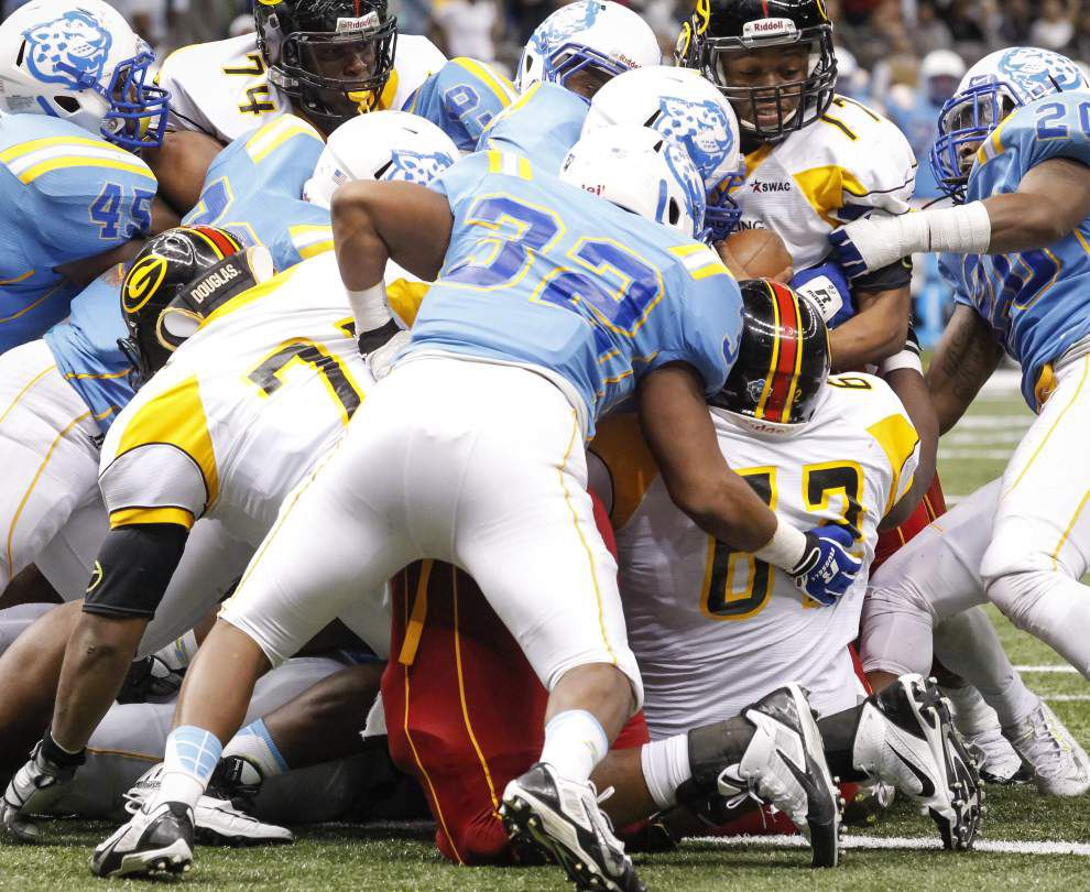 Go to The Next Level for the Bayou Classic: What's been on Grambling's mind for a year now? _lowres