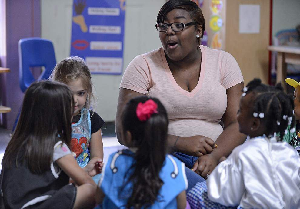 Lafayette using grant to bolster early childhood education programs _lowres