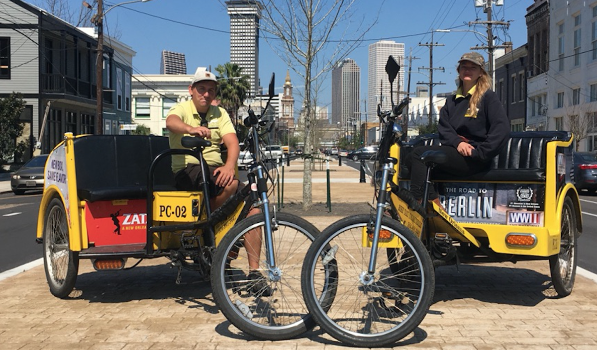 Promo: Interview with a Pedicabber_lowres