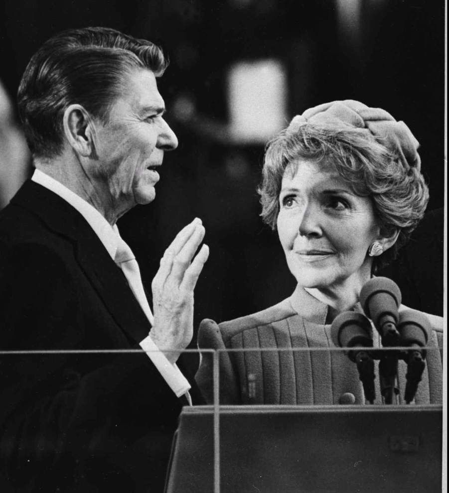 Photos: Former first lady Nancy Reagan dies at 94, look back at the journey from the silver screen to the White House _lowres