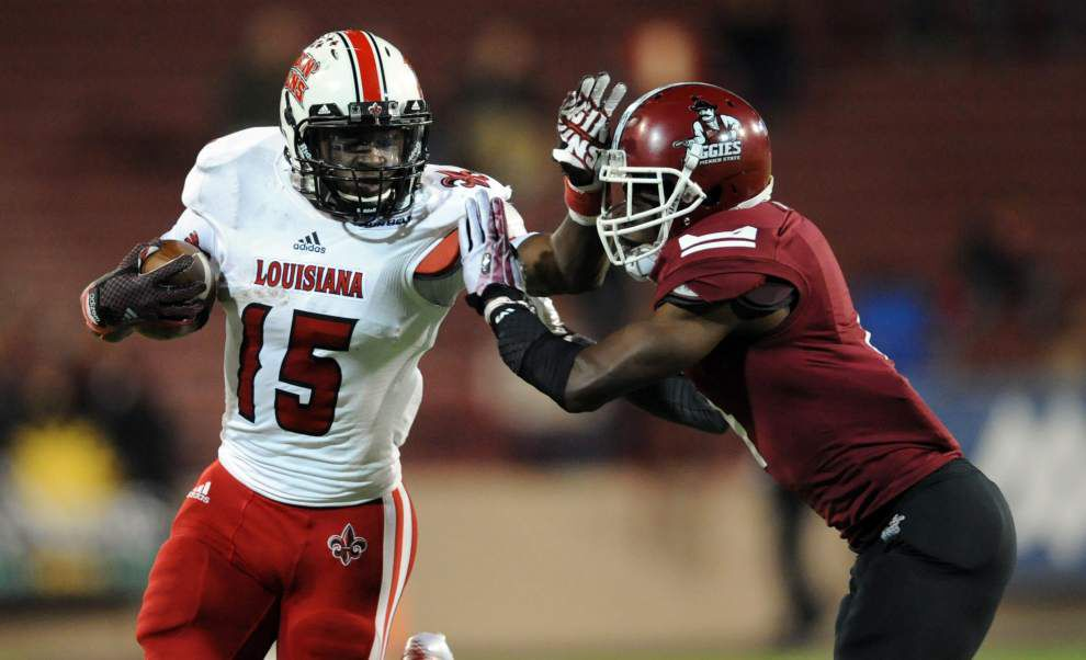 Beignets, coffee and football: Ragin' Cajuns and Nevada clash in the New Orleans Bowl on Saturday morning _lowres