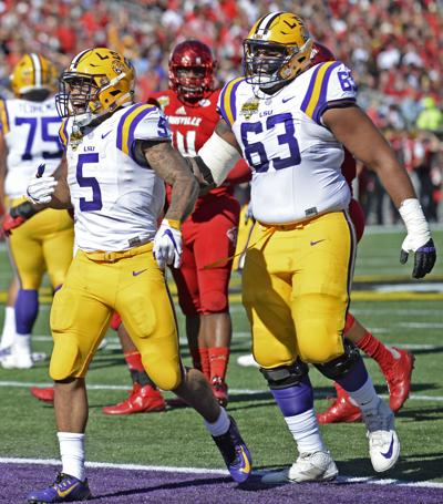 How close was K.J. Malone to leaving LSU this winter  Real close ... 4272067ea