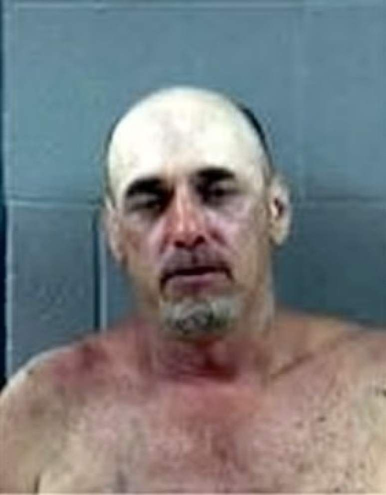 Couple's fight leads to car chase through Livingston Parish and ends with boyfriend booked on numerous offenses, Walker Police reports _lowres