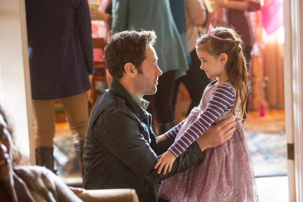 Review: 'Ant-Man' marches onto the big screen, earns place among heroes _lowres