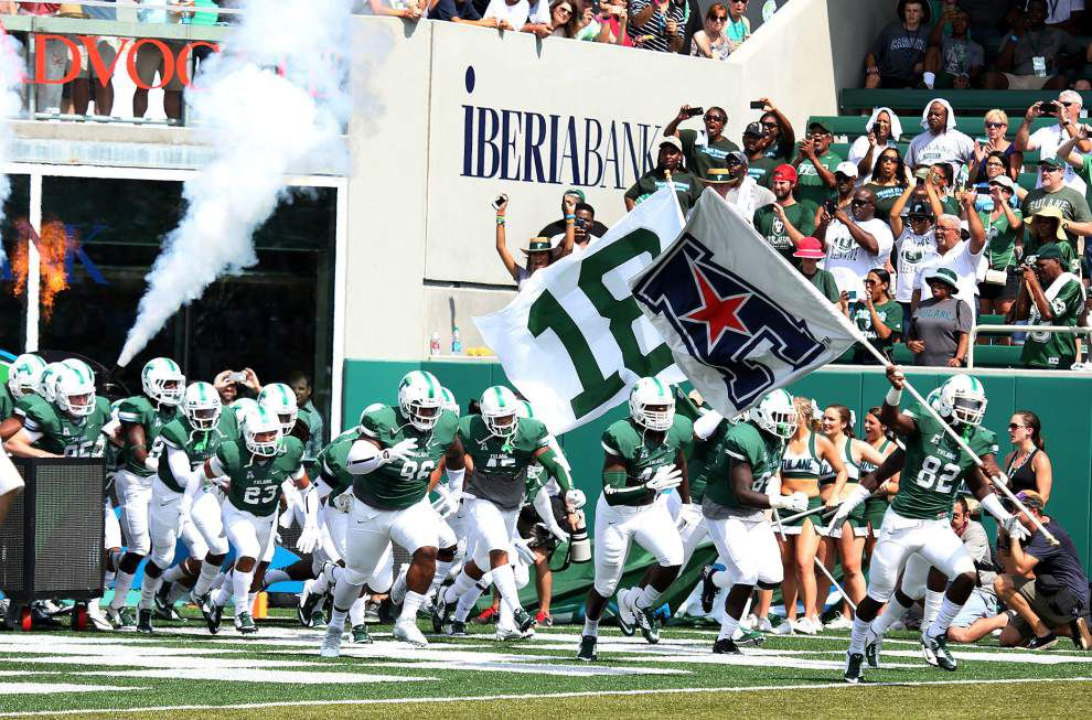 Wave of the present: Tulane eyes a quick turnaround _lowres