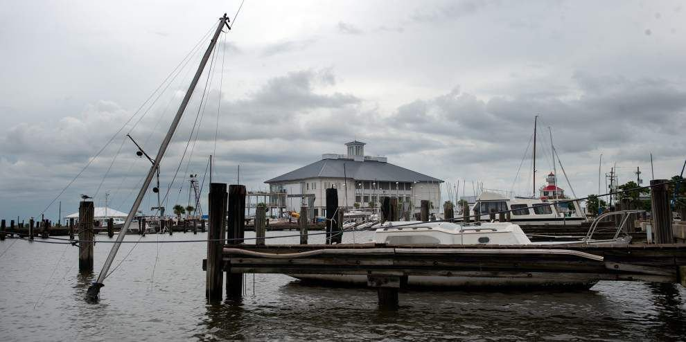 FEMA agreement could break 10-year deadlock on rebuilding of New Orleans Municipal Yacht Harbor _lowres