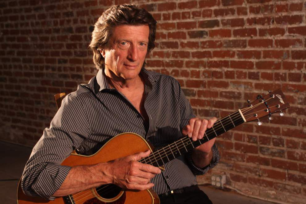 Folk singer Chris Smither commemorates 50 years in music where he started _lowres