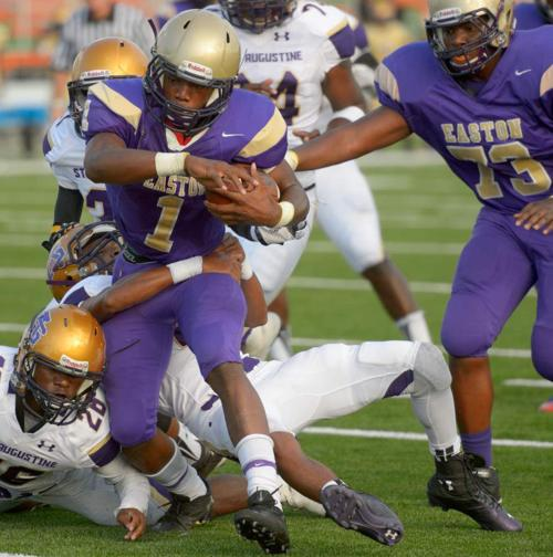 Warren Easton offense shows it will be force to be reckoned with _lowres