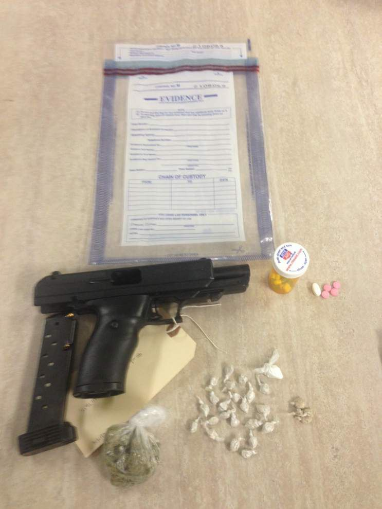 Donaldsonville man goes to jail on drug, gun counts _lowres