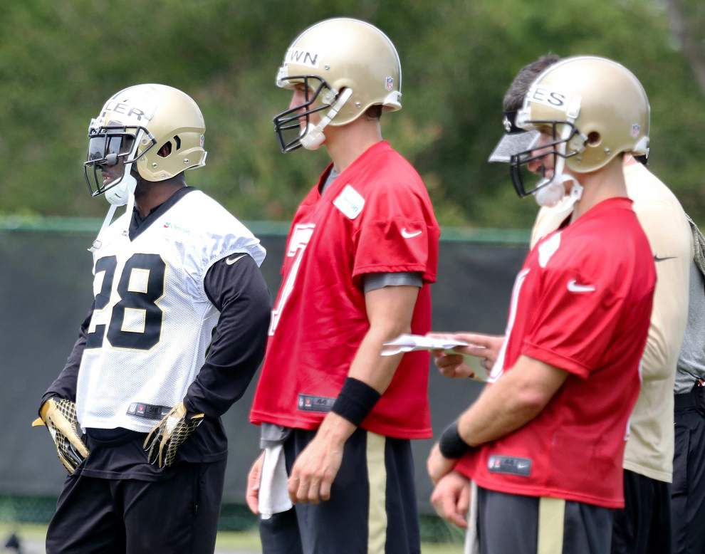 C.J. Spiller believes a clean bill of health will allow him to finally flourish in Saints offense _lowres