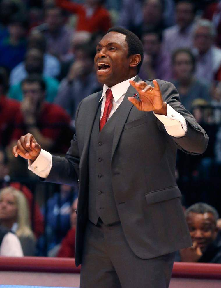 The other Crescent City connection: SEC basketball coaches Billy Kennedy, Avery Johnson and Mike White all played in the Catholic League _lowres