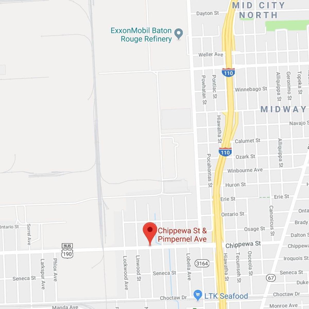 West Baton Rouge sheriff transport van hits car, kill 50