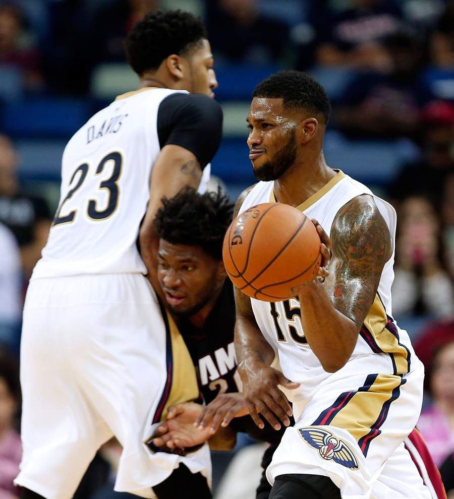 Alonzo Gee's defensive, unselfishness make an impression with Pelicans _lowres