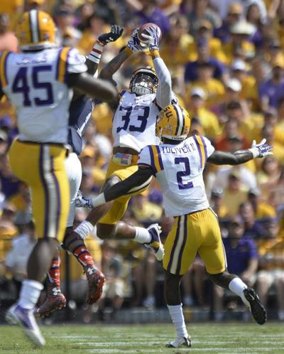 New York connections: LSU safety Jamal Adams has some _lowres