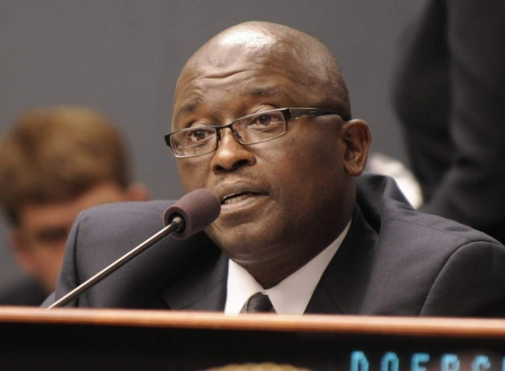 reason for resigning in resignation letter%0A State Rep  Herbert Dixon resigns House seat  lowres
