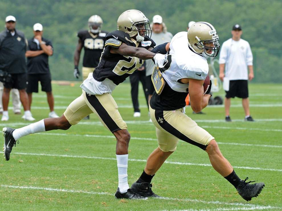 Video: Lewis just wants Brees healthy when the Saints' season starts _lowres