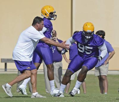 Ten things we learned through ten days of LSU's camp _lowres
