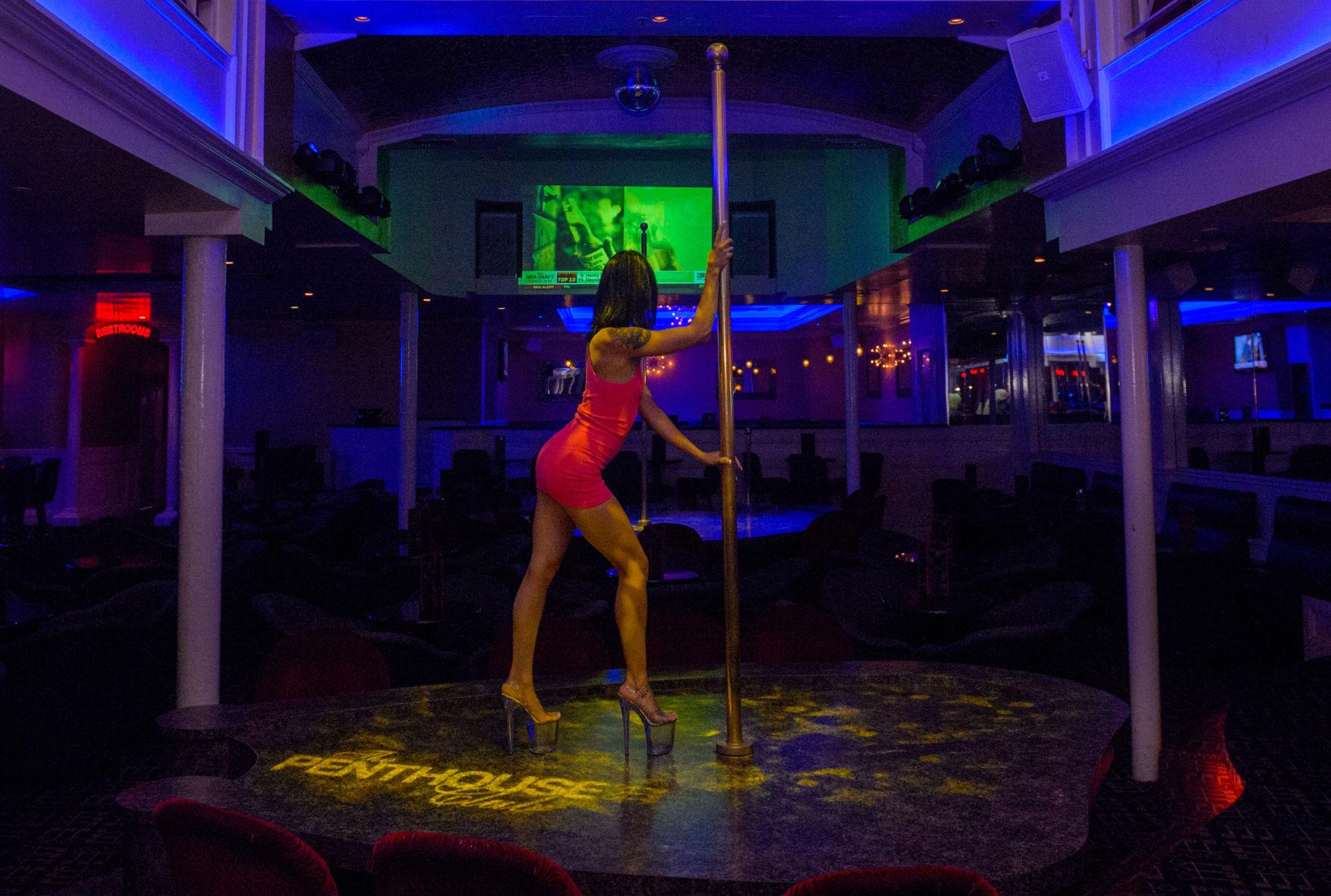 Black strip clubs