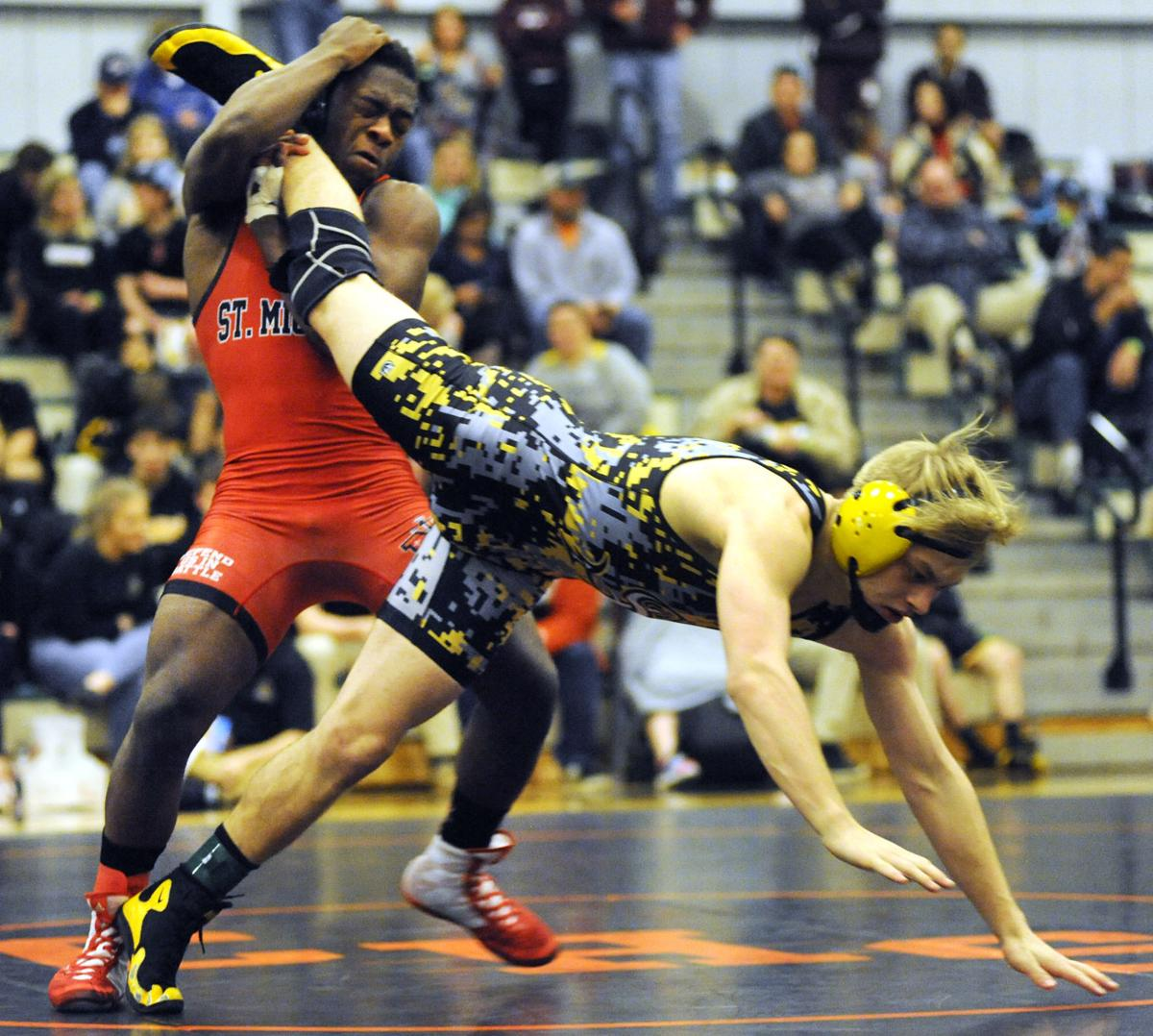 Check Out The High School Wrestling Results From The BR