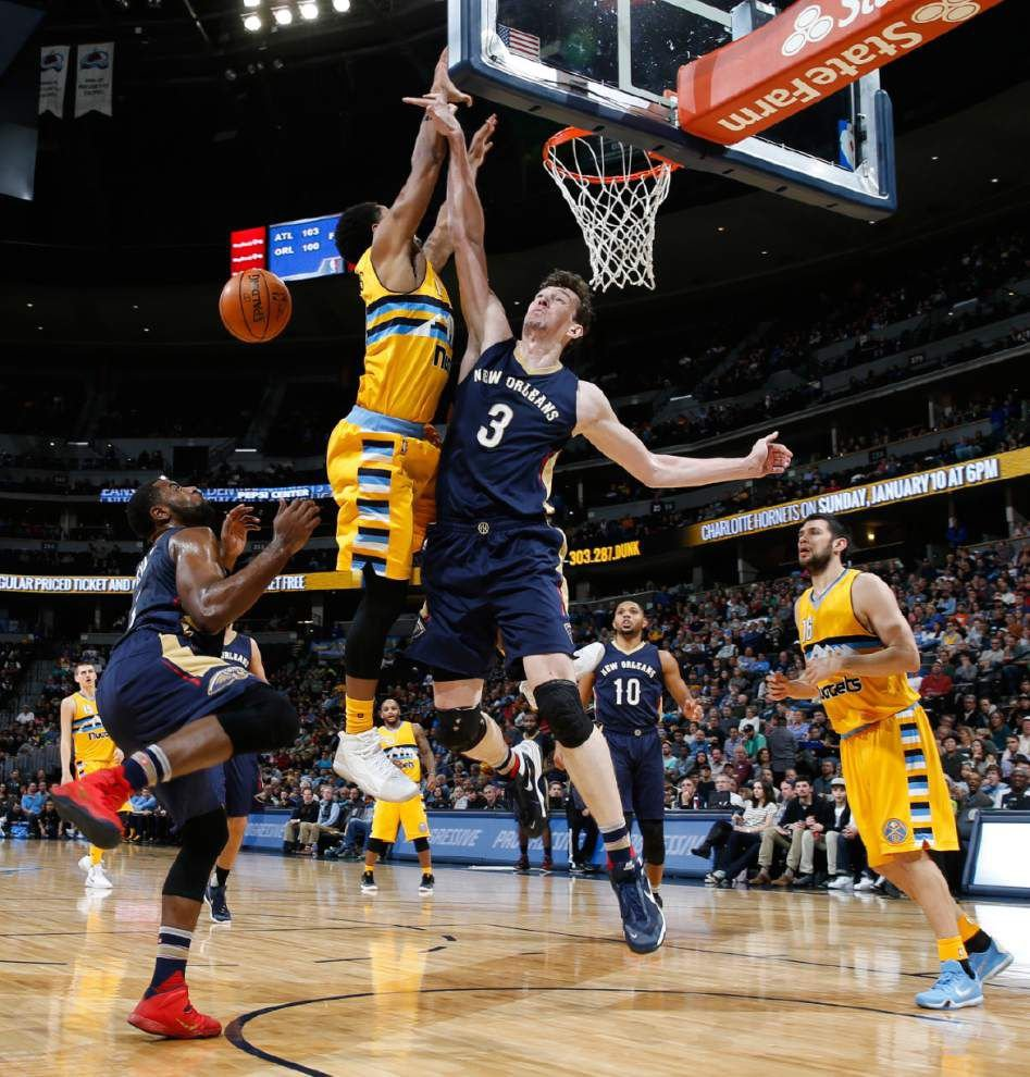 Pelicans wanting more than modest improvement _lowres