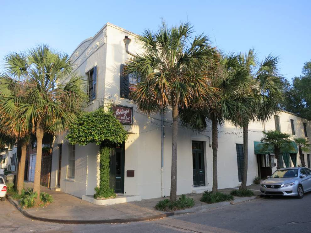 A new direction for a Marigny restaurant long on history and lush with ambience _lowres